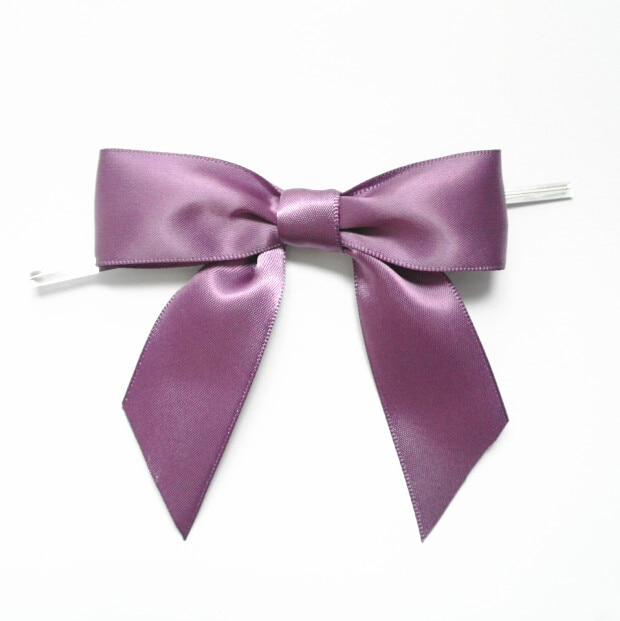 Metallic Twist Ties Bow Decor For Bag fasteners Sealing Cake Gift Tie4
