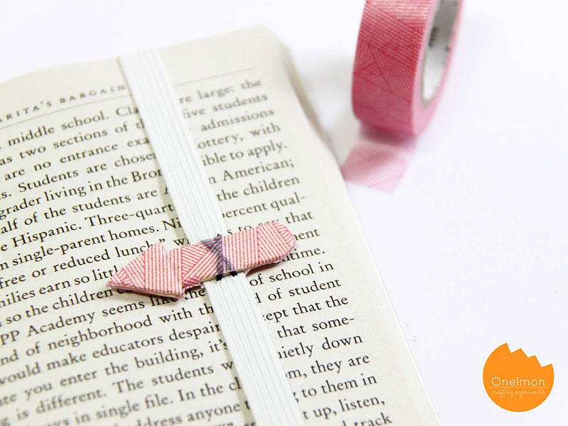 DIY Arrow Bookmark