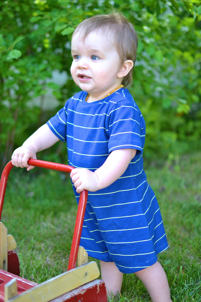 Free Sewing Pattern Unisex Romper