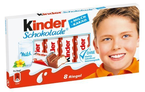 Ferrero Kinder Chocolate Stick