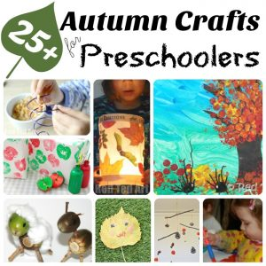 autumn-crafts-for-preschoolers-adorable