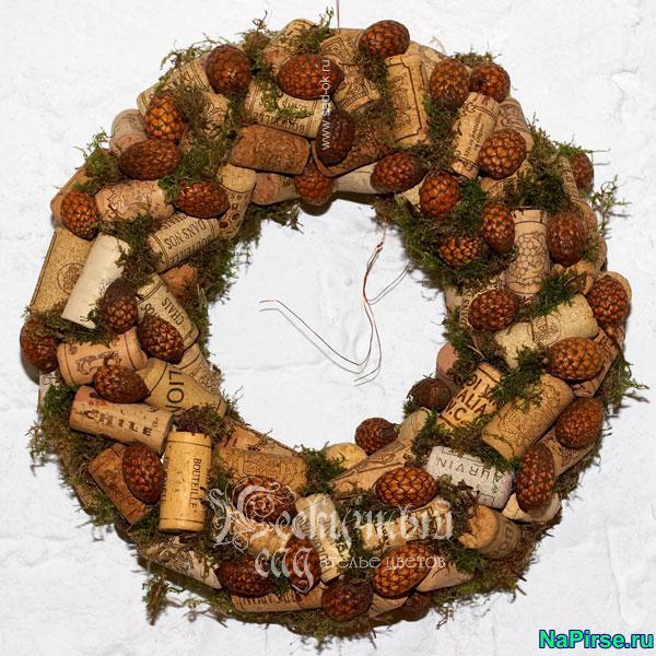Поделки своими руками украшения на новый год