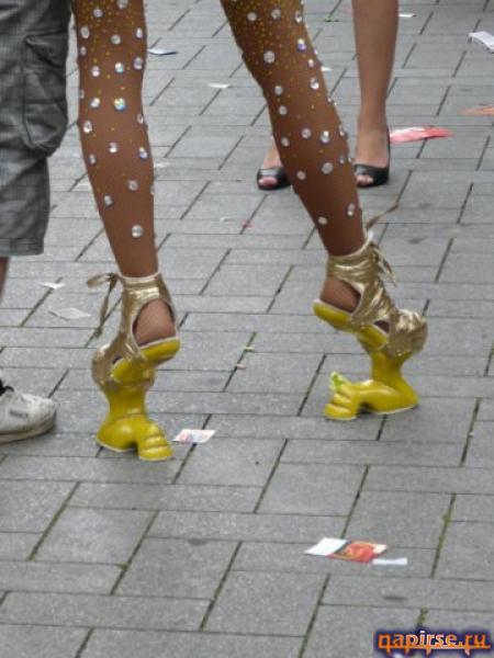 Заказать обувь: Обувь на шнуровке